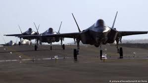 """مقاتلات """"إف-35""""  الأمريكية"""