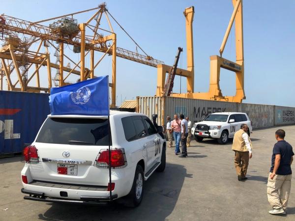 """بعثة الأمم المتحدة لدعم اتفاق الحديدة تدعو لـ""""التنفيذ الكامل لاتفاق ستوكهولم"""""""