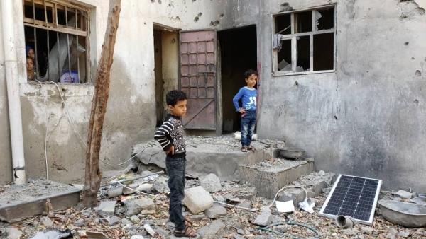 منظمة حقوقية توثق مقتل وإصابة قرابة 3600 مدنياً في تعز منذ بدء الحرب