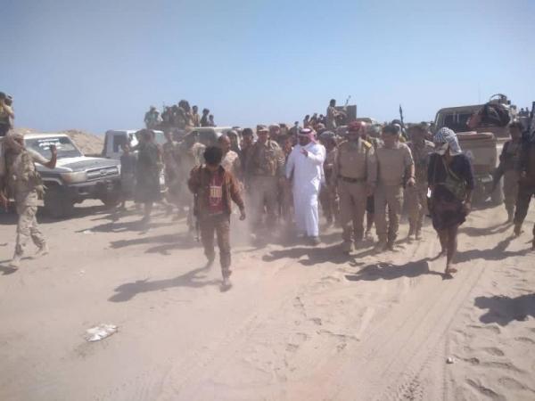 تجدد الاشتباكات في أبين تزامناً مع انسحاب محدود لقوات الحكومة ومليشيا الانتقالي