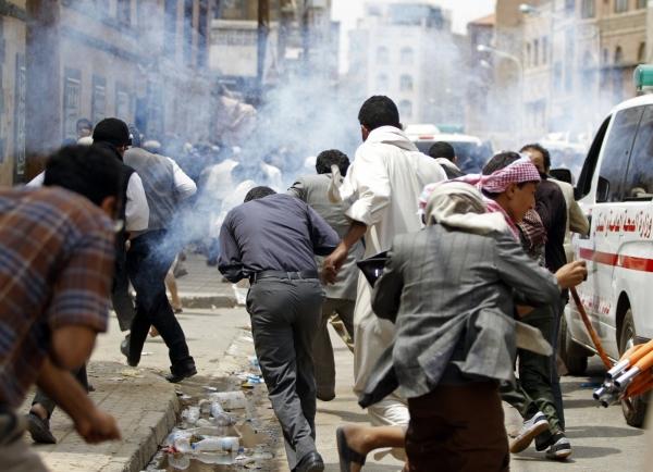 الأمم المتحدة تناشد أطراف النزاع اليمني بالتوقف عن قتل المدنيين