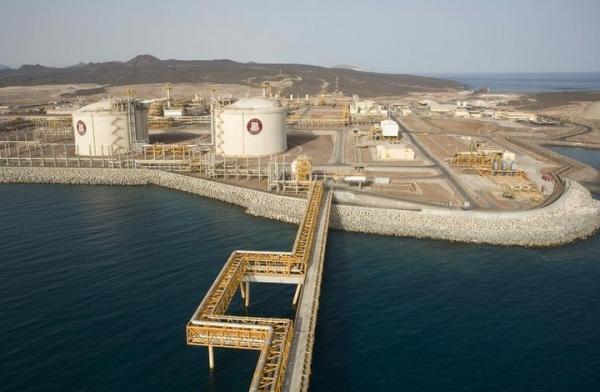 منشاة بلحاف النفطية