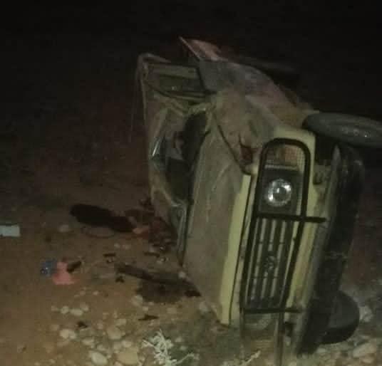 سقطرى..وفاة مواطن وإصابة آخرين في حادث مروري