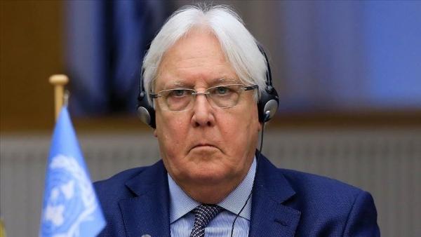 مجلس الأمن يستمع لإحاطة غريفيث حول مستجدات الوضع في اليمن