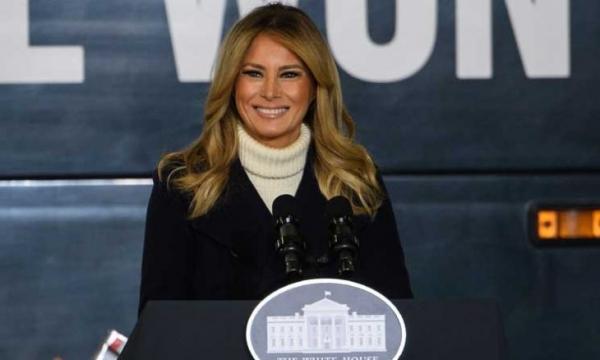 ميلانيا ترامب في رسالة وداع: تولي منصب السيدة الأولى أعظم شرف في حياتي