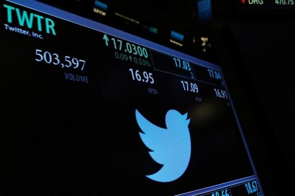 سهم تويتر يواصل ارتفاعه لليوم العاشر على التوالي