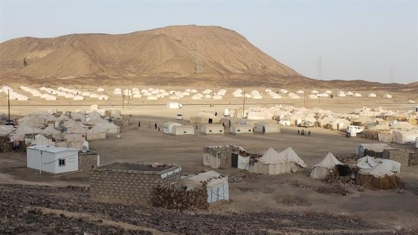 تقرير حكومي : نزوح 1500 أسرة جراء المواجهات في مأرب