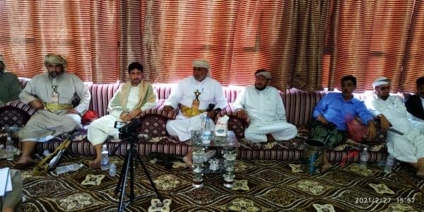 السلطان آل عفرار: دور لجنة اعتصام المهرة أصبح محورياً ولها شعبيتها الواسعة