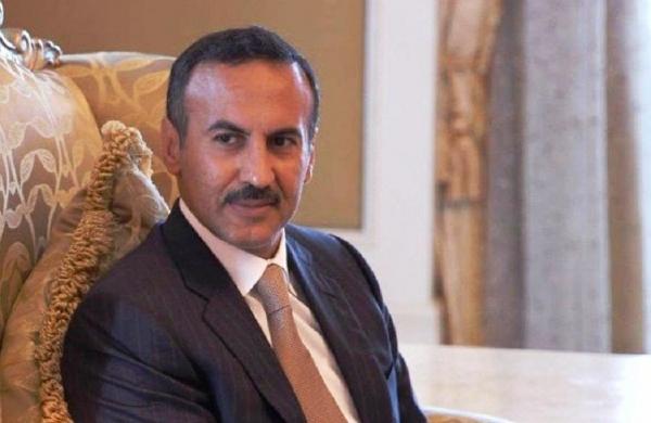 نجل صالح يدعو للمصالحة الوطنية ويؤكد ألا خلاف أو تمرد على الشرعية