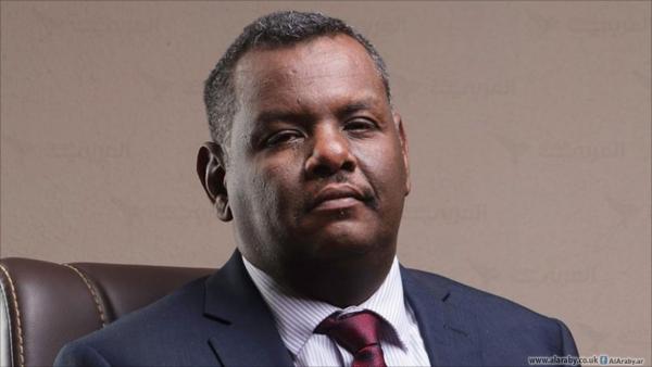 وزير الصناعة السوداني يعلن إصابته بفيروس كورونا