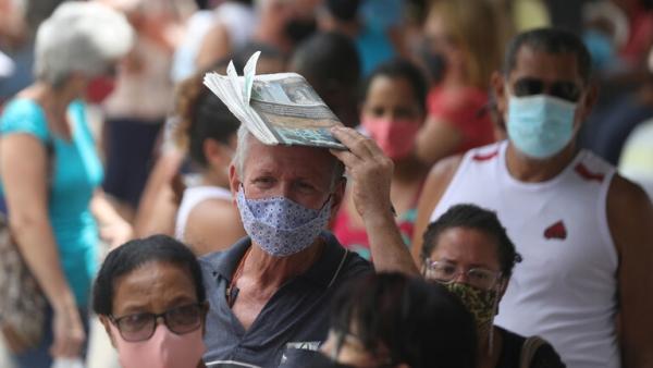 البرازيل.. 1555 وفاة وأكثر من 69 ألف إصابة جديدة بكورونا