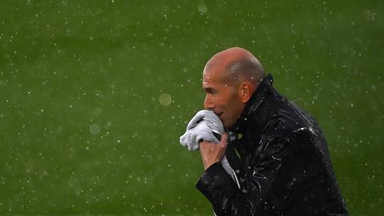 زيدان يرفض الاستهانة بريال مدريد