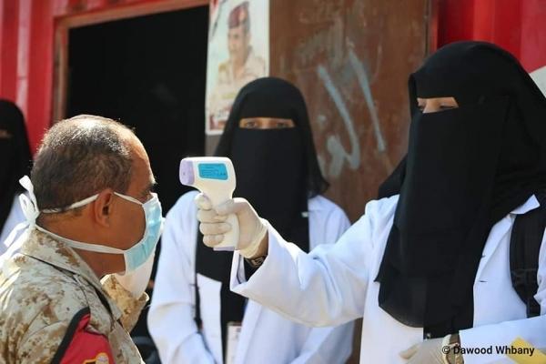 طوارئ تعز تقر إلزام المستشفيات بفتح غرف فرز للحالات المصابة بكورونا