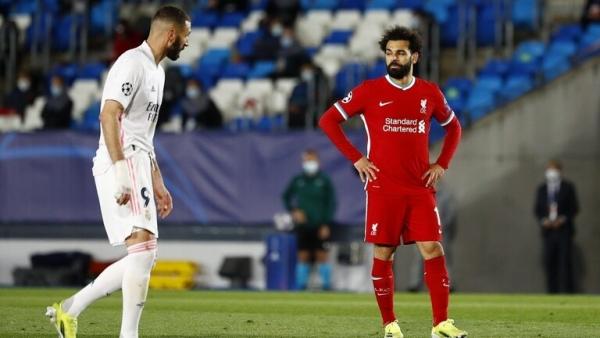 ريال مدريد يهزم ليفربول ويقترب من نصف نهائي الأبطال