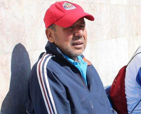 وفاة مدرب نادي الصقر المصري إبراهيم يوسف في عدن