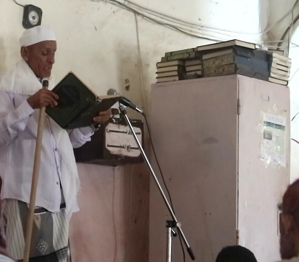 الشيخ المطري