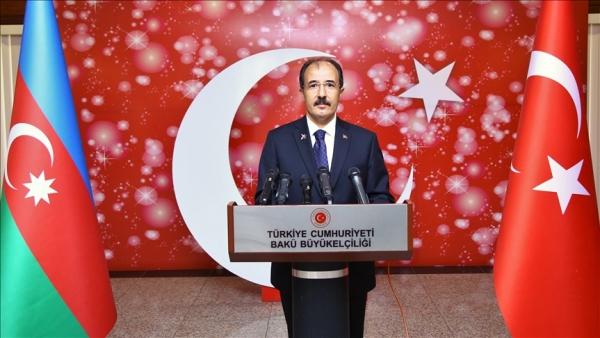 """تركيا تجدد دعمها أذربيجان في إعادة إعمار """"قره باغ"""""""
