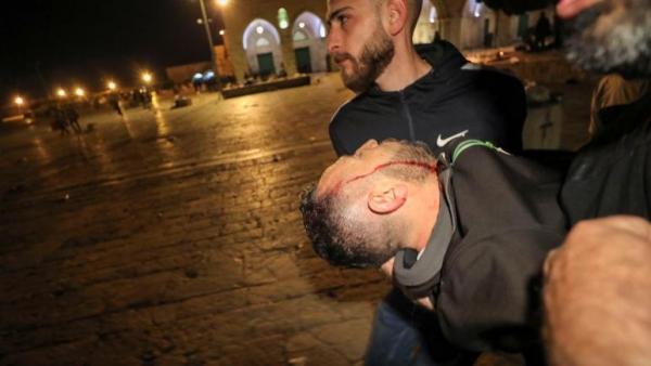 اعتداءات إسرائيلية في فلسطين