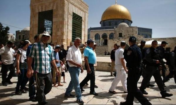 إصابات في المسجد الأقصى