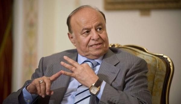 الرئيس عبدربه منصور هادي - أرشيفية