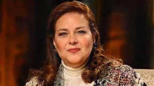 الممثلة المصرية دلال ابد العزيز
