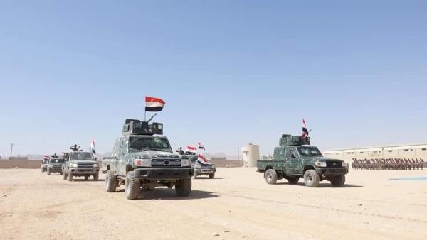 قوات الأمن الخاصة بمحافظة شبوة
