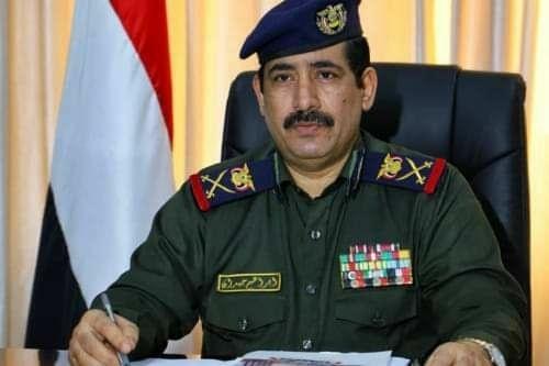 وزير الداخلية إبراهيم حيدان