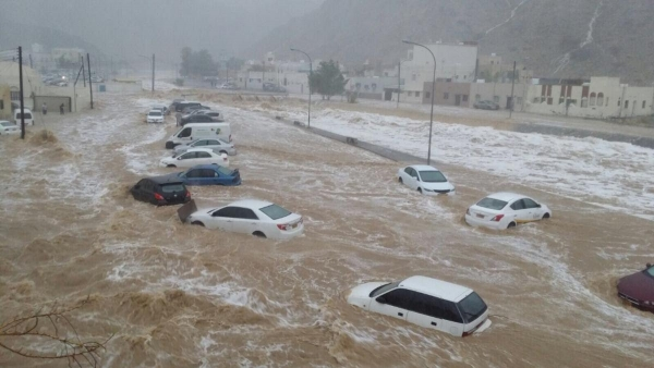 سيول في اليمن - أرشيف