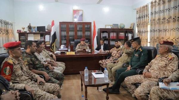 صورة للاجتماع