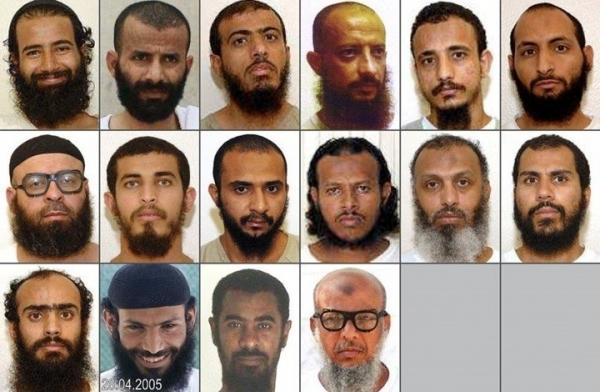 """يمنيون سجنوا سابقاً في """"غوانتنامو"""""""