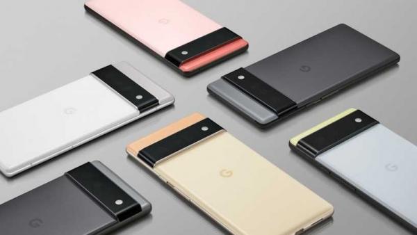 بيكسل 6  يدخل جوجل في منافسة مع آبل وسامسونج