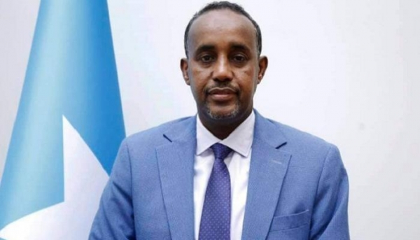 رئيس الوزراء الصومالي محمد حسين روبلي