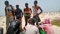 الحوثيون يعلنون ترحيل 271 مهاجرا إفريقيا