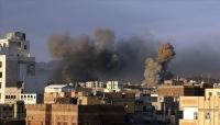 الحوثيون: التحالف العربي يشن 15 غارة على مديريتين في مأرب