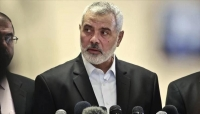 """هنية يصل إيران للمشاركة في حفل تنصيب """"رئيسي"""""""