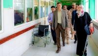 محافظ عدن يوجّه بتوقيف إدارة مستشفى 22 مايو العام وإحالتها للتحقيق