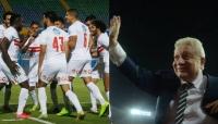 الكشف عن المفاجأة الموعودة للاعبي الزمالك بعد الفوز على الرجاء المغربي