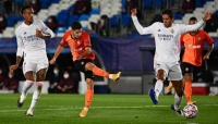 ريال مدريد يسقط بثلاثية أمام شاختار في دوري أبطال أوروبا