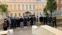 رغم الحصار.. طلاب اليمن في روسيا يواصلون اعتصامهم للأسبوع الثالث على التوالي
