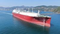 سفينة غاز مسال جزائرية تصل تركيا