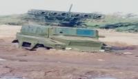 """الجيش الوطني يكسر هجمات ميليشيات الإمارات في جبهة الطرية شمال شرقي """"أبين"""""""