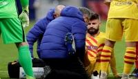 """إصابة مدافع برشلونة بيكيه ستبعده عن الملاعب لفترة قد تصل إلى """"ستة أشهر"""""""