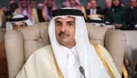 أمير قطر يهنئ العاهل السعودي بنجاح عملية جراحية لولي العهد