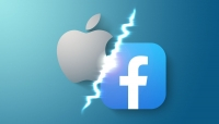 فيسبوك تتهم آبل بتعريض الشركات الصغيرة ومجانية الإنترنت للخطر