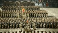 كوريا الشمالية تستعرض صواريخ باليستية جديدة بعد مؤتمر الحزب الحاكم