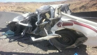 44 وفاة بحوادث الطرق في محافظة البيضاء خلال 2020