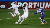 ريال مدريد يستعيد توازنه بانتصار مقنع على ألافيس في الدوري الإسباني