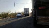 حادث مروري يودي بحياة مواطنين أثنين في مدينة مودية بأبين