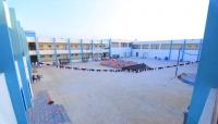 يضم 18 قاعة دراسية وملاحق أخرى.. افتتاح أكبر صرح تعليمي في سقطرى بتمويل كويتي