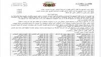 72 برلمانياً يطالبون بدفع مرتبات الجيش الوطني وتوفير العتاد والسلاح وتحريك كافة الجبهات